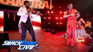 Download Two-time NXT Champion Shinsuke Nakamura debuts on SmackDown LIVE: SmackDown LIVE, April 4, 2017 Video