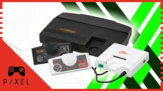 Download The TurboGrafx 16 / PC Engine :: TECH in a MINUTE | It's a Pixel THING Video
