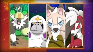 Download Version-exclusive Pokémon and New Features Revealed in Pokémon Sun and Pokémon Moon! Video