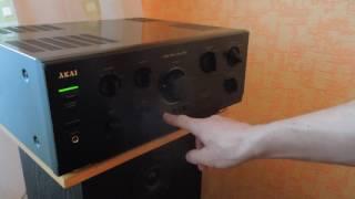 Download #hifiaudio AKAI AM-59 Stereo Integrated Amplifier & Speaker SCAN-AKUSTIK SL180 Video