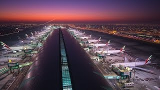 Download Dubai Airport Baggage Handling Inner Workings in 4k - Dubai Flow Motion: Extended Video