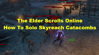 Download ESO: How To Solo Skyreach Catacombs! The Best EXP Farming Location! Video
