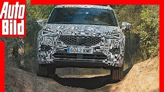 Download Seat Tarraco (2018) Erste Fahrt/Review/Test Video