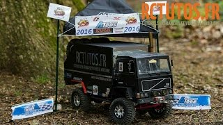 Download Challenge des Pionniers 2016 - RC SCALE CRAWLER - RCTutos #134 Video