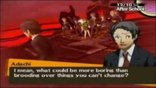 Download Persona 4: Adachi's Shadow Video