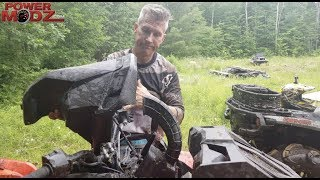Download CAN AM XMR FACTORY SNORKEL KIT....MAJOR FLAWS and FAIL Video