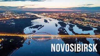Download Novosibirsk. Siberia. 2018 Video