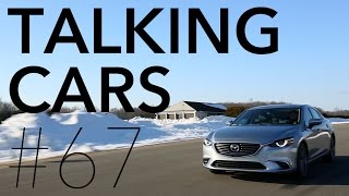 Download Talking Cars with Consumer Reports #67: 2016 Mazda6 and CX-5; Acura ILX | Consumer Reports Video