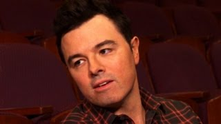 Download Seth MacFarlane Interview 2013: Star on Hosting Oscars, Losing to Adele Video
