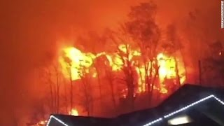 Download Death toll rises to 7 in Gatlinburg wildfires Video