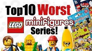 Download Top 10 Worst LEGO Minifigures Series! Video