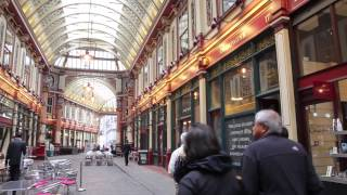 Download London walk: SOHO, the City, Covent Garden Video