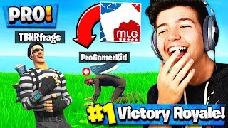 Download WE WON AGAINST a PRO PLAYER in Fortnite! ($20,000 Tournament with Lachlan) Video