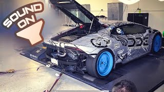 Download I STRAIGHT PIPED MY SUPERCHARGED LAMBORGHINI HURACAN! *WORLDS LOUDEST V10* Video