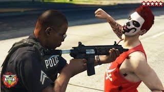 Download GTA 5 Online BUSTED Mini-Game! - GTA 5 Freeroam DLC - GTA 5 Online w/ The Crew Video