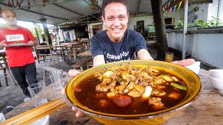 Download Chinese Street Food - GIANT 4.5 Kg. ROOSTER In BOWL in Chengdu, China! (Part 2) Video