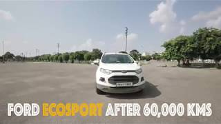 Download My FORD ECOSPORT (D) after 60,000 KMs | Service Cost - Reliability - Body Noise Video