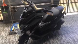 Download Yamaha Nmax Exclusive Black Gold Edition Video