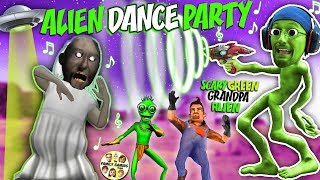 Download GRANNY HIDE n SEEK in GRANDPA's House w/ Alien Neighbors (FGTEEV Weird Funny Game) Video