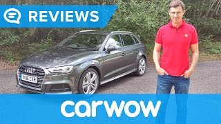 Download Audi A3 Sportback 2018 in-depth review | Mat Watson Reviews Video