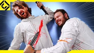 Download KNIFE FIGHT with Blood Simulator Video