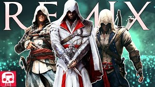 Download ASSASSIN'S CREED RAPS REMIXED by JT Music Video