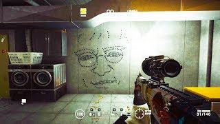 Download Rainbow Six Siege - Random Moments #43 (Gun Drawing Masterpiece, Casual Trolling) Video