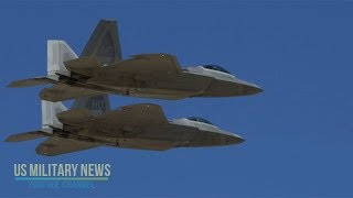 Download The F-22 Raptor Came Face to Face With Russia's Top Fighter Jets and was at a Major Disadvantage Video