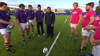 Download EXPLAINED: New rugby law trials with Alain Rolland Video