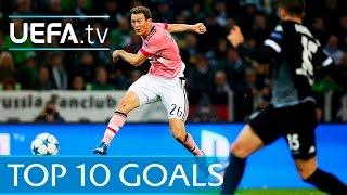 Download UEFA Champions League 2015/16 - Top ten goals Video