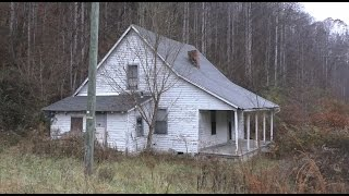 Download #39 Abandoned house Kentucky Video