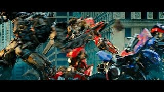 Download Transformers dark of the moon Optimus prime vs Sentinel prime vs Megatron (1080pHD VO) Video