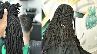 Download CUTTING OFF LOCKS after 8 YEARS | LEGENDARY TRANSFORMATION / HAIRCUT tutorial | MUST SEE HD Video