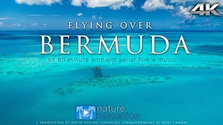 Download FLYING OVER BERMUDA (4K UHD Version!) Ambient Aerial/Drone Film + Music by Nature Relaxation™ Video
