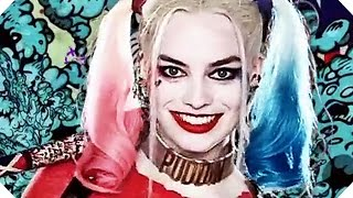 Download SUICIDE SQUAD Characters TRAILER (2016) Video