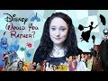 Download Would You Rather Disney Edition! Disney Buzzfeed Would You Rather! Video