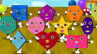 Download Shapes Song - 31 Kids Songs and Videos Video