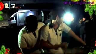 Download [Woobin/Jongsuk] 김우빈 이종석 Real-Life Bromance! - 5 Video
