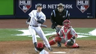 Download WS 2009 Gm 2: Teixeira's homer ties the game at 1 Video