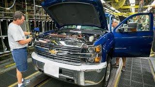 Download General Motors Flint Assembly Plant (Chevrolet Silverado, GMC Sierra) Video