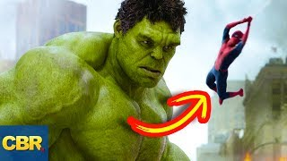 Download 10 Things Spiderman and Hulk Actually Have In Common Video