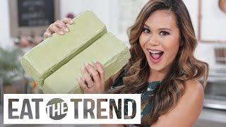 Download Giant Green Tea Kit Kat Bar | Eat the Trend Video