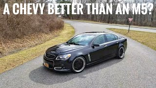 Download Modified Chevy SS : Here's Why Doug Demuro is Wrong Video