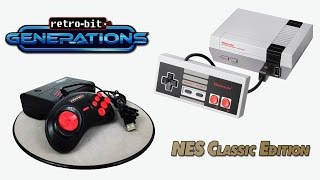 Download Is Retro Bit Generations Better Than NES Classic Edition? (Preview) Video