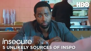 Download Insecure: 5 Unlikely Sources of Inspo (HBO) Video
