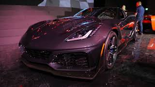 Download 2019 Chevrolet Corvette ZR1 video preview Video