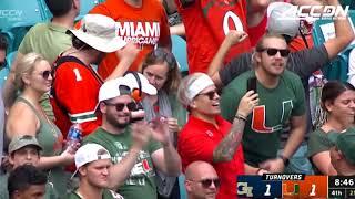 Download Georgia Tech vs. Miami Football Highlights (2019) Video