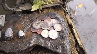 Download I Found A Stolen Coin Spill In The River! Video