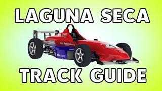 Download iRacing Skip Barber Track Guide - Laguna Seca Video