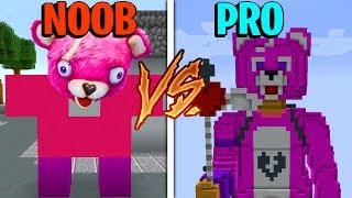 Download Minecraft NOOB vs. PRO: FORTNITE BATTLE ROYALE in Minecraft! Video